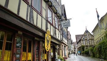 Unterwegs in Bad Wimpfen Teil VI