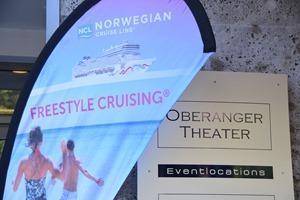 Norwegian Cruise Line setzt auf neue Shows
