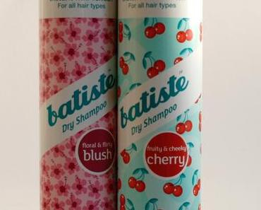 [Review] Batiste Dry Shampoo