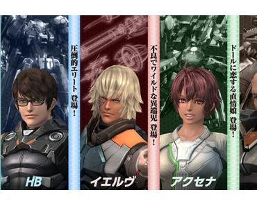 DLC Ankündigung für Xenoblade Chronicles X mit neuen Charakteren und Dolls