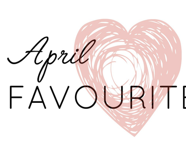 A butterfly: I ♥ April Favourites