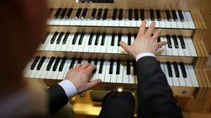 Die Orgel ist ein guter Mensch