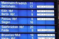 Bahnstreik – Wir werden nicht in die Schlichtung gehen!