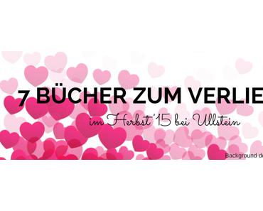 7 Romane, in die man sich im Herbst bei Ullstein verlieben muss