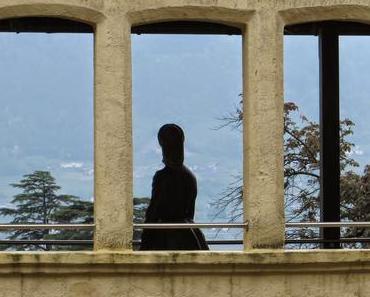 Aller guten Dinge sind drei: Schloss Trauttmansdorff (Südtirol / Meran) sahen wir diesmal im Mai