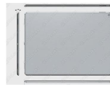 12,9 Zoll iPad Pro: NFC, USB-C, Force Touch und Eingabestift?