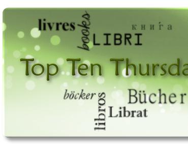 [Aktion] Top Ten Thursday #39