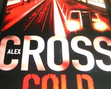 [Rezension] Alex Cross: Cold (James Patterson)