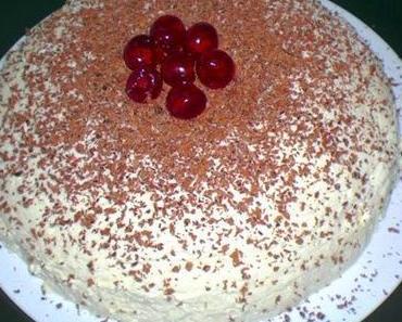 Ricotta - Torte: Dolce di Ricotta - ein sommerliches Dessert