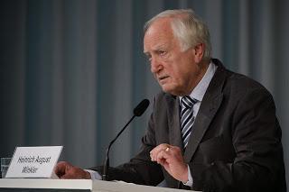 Siebzig Jahre Kriegsende - Eine Antwort auf Winklers dämliche Rede im Bundestag