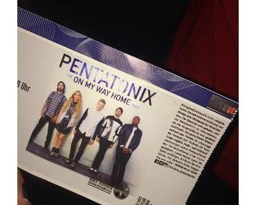[Concert] Pentatonix in München!