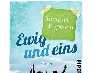 [Rezension] Ewig und eins (Adriana Popescu)