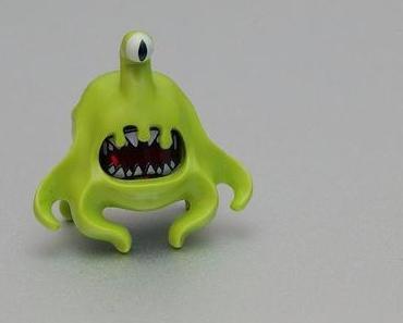 Ein Alien beschwert sich: Ich will nicht weniger essen!