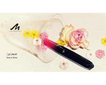 Manhattan Lip Laquer - 50G Rose & Shine