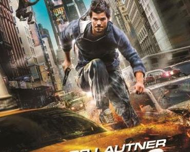 Review: TRACERS - Run, Taylor. Ruuun!