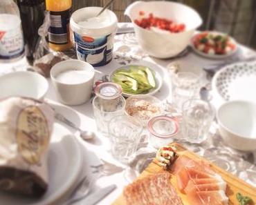 Let's Breakfast: Zuckerstück