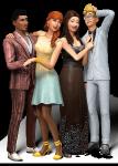 Neue Bilder zu Die Sims 4 Luxus-Party-Accessoires