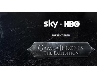 Game Of Thrones Exhibition 2015 Berlin