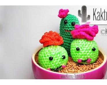 Ami-Loomigurumi Kaktus - für Anfänger (ENG SUB)