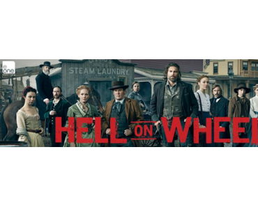 BLU-RAY/DVD SERIEN-TIPP - HELL ON WHEELS - STAFFEL 4