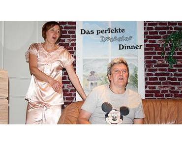 """Theateraufführung """"Das perfekte Desaster Dinner"""""""