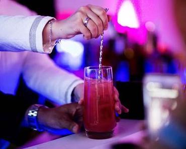 Cocktail-Stunde im Nhow-Hotel Berlin