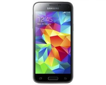 Samsung Galaxy S5 mini : Samsung kündigt Lollipop Update an