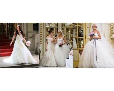 Vera Wang Wedding Dresses bei Steinecker Wien // Wedding-Wednesday
