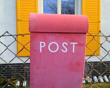 Ich warte auf Post