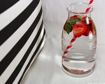 Fruit Infused Water | Und weshalb Wasser eine echte Wunderwaffe ist.