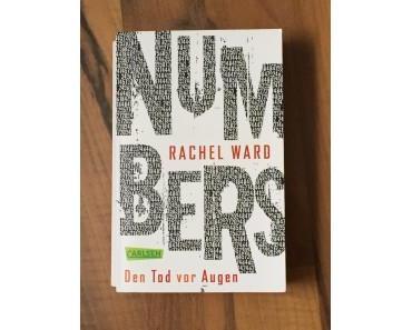 [Rezension] Rachel Ward – Numbers – Den Tod vor Augen