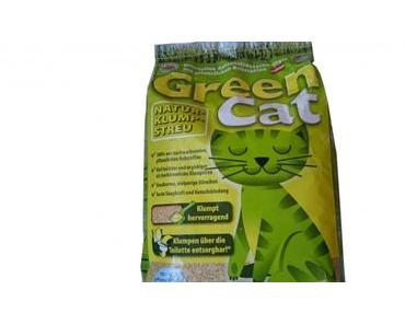 Katzenstreu Test: Green Cat Öko-Katzenstreu