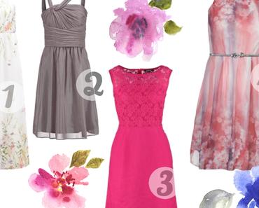 Dresscode: festlich & schick. So findet ihr das richtige Kleid für eine Hochzeit!