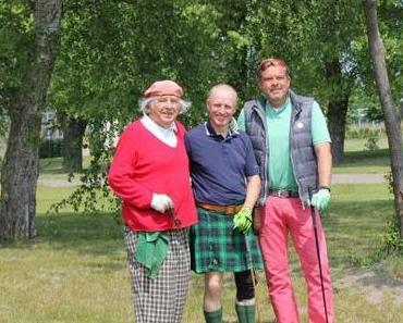 So etwas gibt es doch - golfen auf einem Golfplatz ohne Platzreife