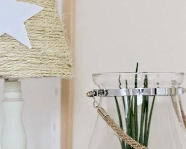 DIY Ikeahack-Lampe mit Beach-Feeling aus dem Girl´s Room