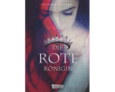 [Rezension] Die rote Königin von Victoria Aveyard