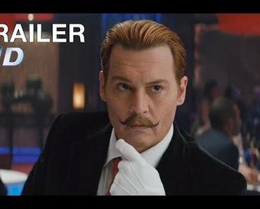 "Filmkritik ""Mortdecai – Der Teilzeitgauner"" (Blu-ray)"