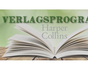 [Verlagsprogramm] Vorschau Harper Collins Herbst/Winter 2015/2016