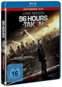 Blu-ray & DVD zu 96 HOURS – TAKEN 3 mit Liam Neeson & Maggie Grace
