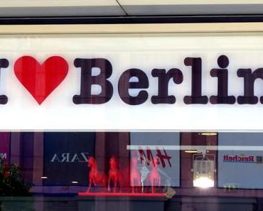 """""""I Love Berlin"""" für das Montagsherz #198"""