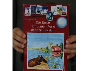 *Noahs Buchvorstellung* Die Reise der blauen Perle nach Schweden / Mo Anders
