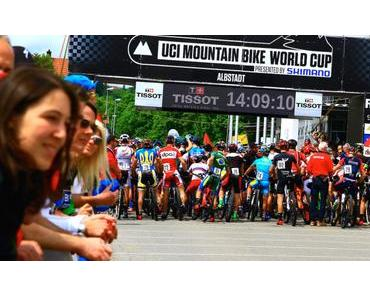 UCI Mountain Bike Weltcup Albstadt 2015