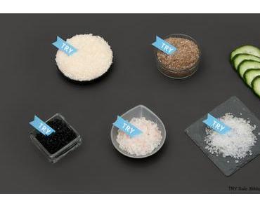 Try Salt - Salz, das nach Eiern schmeckt?