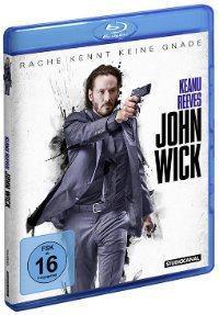 Blu-ray & Soundtrack zum Actionhit JOHN WICK mit Keanu Reeves