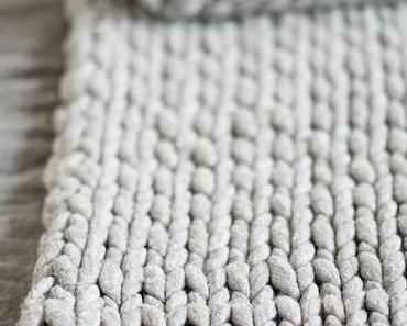 Eine Dicke Decke Aus Kammzug Stricken - Tipps, Tricks Und Maße