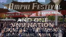 XI. Amphi Festival – Neue Location, fette Bands
