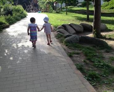 ...das ist das Schönste, das es gibt auf der Welt... Über Freundschaft.